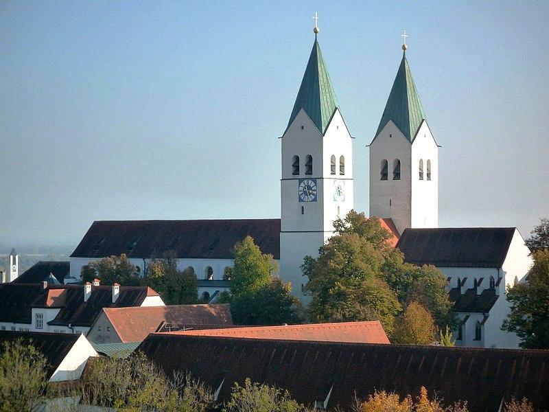 File:Freisinger Dom (von St. Georg).jpg