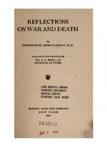 Freud - Reflections on war and death.djvu