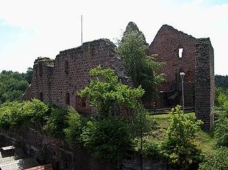 Freudenburg - Image: Freudenburg 1
