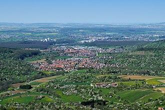 Frickenhausen - Frickenhausen, Baden-Württemberg 2012