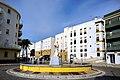 Fuente dedicada a Lucio Cornelio Balbo el Menor (Cádiz).jpg