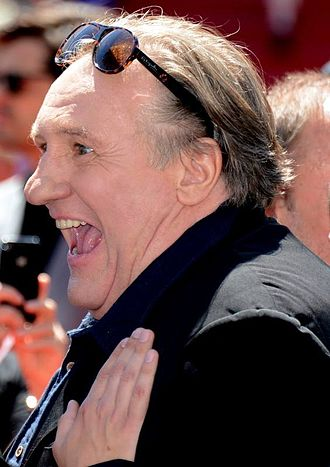 Gérard Depardieu - Depardieu at the 2015 Cannes Film Festival