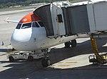 G-EZUO, A320 of EasyJet, Bilbao Airport, May 2019 (04).jpg