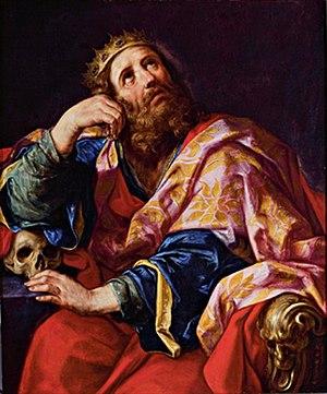 Giovanni Andrea Sirani - David.