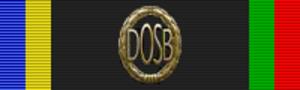 Stéphane Abrial - Image: GER DOSB Sports Badge ribbon bar