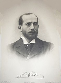 Gabriel Syveton French politician