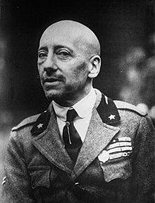 Gabriele d 39 annunzio wikiquote le recueil de citations for Sedia di d annunzio