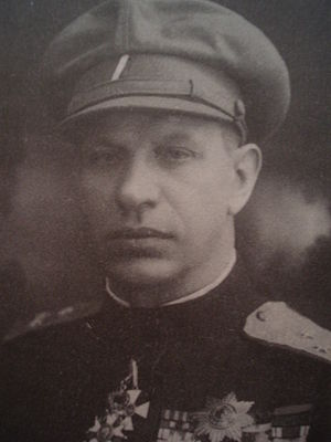 Radola Gajda - Radola Gajda in the 1920s