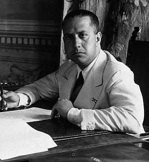 Ciano, Galeazzo, conte (1903-1944)