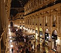 Galleria Vittorio Emanuele di sera.jpg