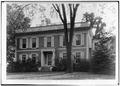 Gamaliel Painter House, Court and South Pleasant Streets, Middlebury, Addison County, VT HABS VT,1-MIDBU,2-1.tif