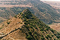 Gamla on the Golan 1995.jpg