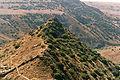 Gamla on the Golan 1995.jpg