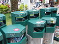 Garbage can in Expo 2005.JPG