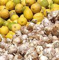 Garlic and Lemons. (17901696959).jpg