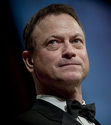 L'actor y director estatounitense Gary Sinise, en una imachen de 2009.