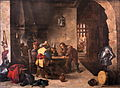 Gatehouse with Saint Peter delivered-David Teniers the Younger-MBA Lyon A110-IMG 0413.jpg