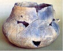 Vaso della civiltà del Gaudo.