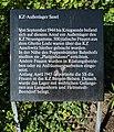 Gedenkstätte KZ-Außenlager Sasel (Hamburg-Sasel).Tafel.ajb.jpg