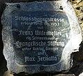 Gedenkstein Schlossbauerstraße, Treffen am Ossiachersee, Kärnten.jpg