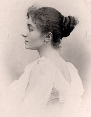Mala vita - Gemma Bellincioni, who created the role of Cristina, and sang it in most of the opera's performances between 1892 and 1893