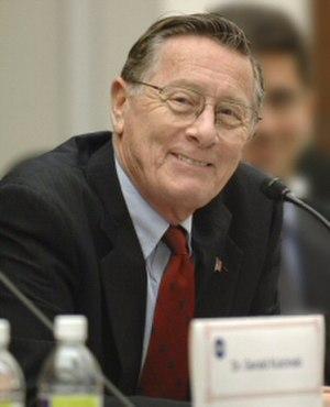 James A. Abrahamson - Lt. Gen. Jim Abrahamson (USAF Ret'd), NASA Advisory Council