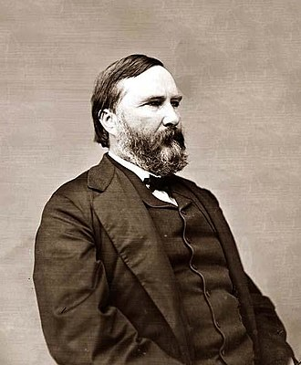 James Longstreet - James Longstreet in 1865
