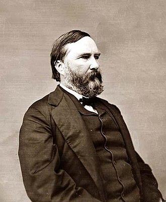 James Longstreet - James Longstreet in 1865