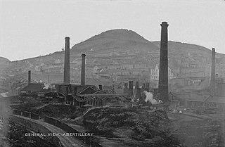 General View, Abertillery