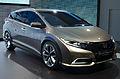 Geneva MotorShow 2013 - Honda Civic Tourer Concept 1.jpg