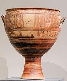 Ceramica geometrica wikipedia - Mykonos ceramica ...
