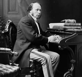 George Alexander Drew (Liberal-Conservative MP) - George Alexander Drew   Source: Library and Archives Canada