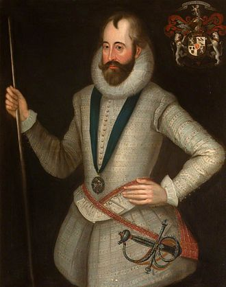 George Home, 1st Earl of Dunbar - The Earl of Dunbar
