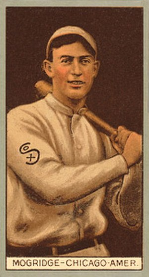 George Mogridge - George Mogridge, Chicago White Sox, 1912