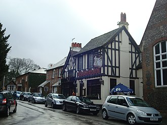 Downe - Image: George and Dragon public house, Downe geograph.org.uk 1718861