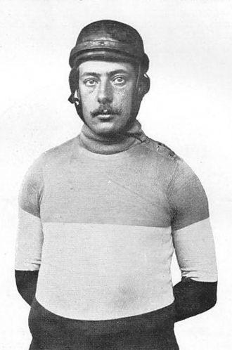 Georges Parent (cyclist) - Image: Georges Parent Radsportler