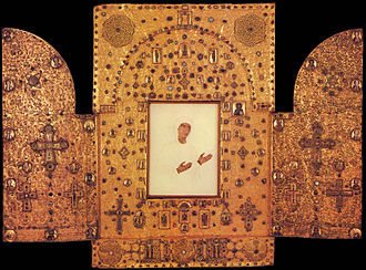Georgian Orthodox Church - The Khakhuli triptych