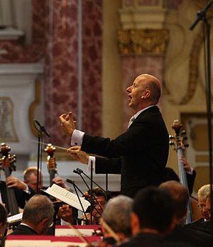 Ebrach Summer Music Festival - Gerd Schaller, Philharmonie Festiva