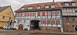 Kirchstraße in Gerlingen