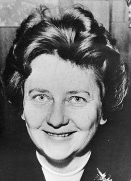 Gertrude Fröhlich-Sandner