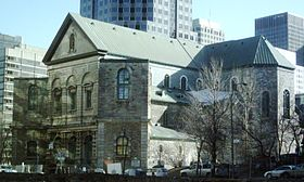 Image illustrative de l'article Église du Gesù (Montréal)