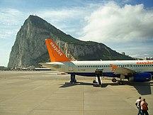 Aeroporto di Gibilterra-Storia-Gib Airport easyJet