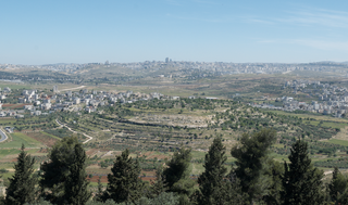 Gibeon (ancient city) human settlement in Palestine