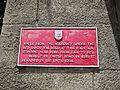 Gibraltar aqueduct fountain red plaque.jpg