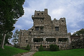 Gillette Castle State Park United States historic place