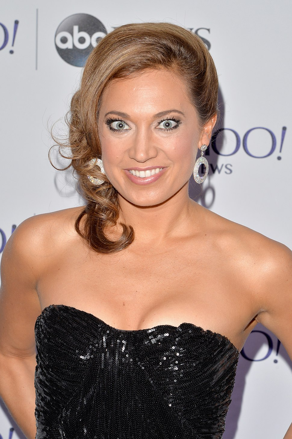 Ginger Zee May 2014