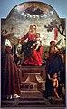 Giovanni francesco caroto, madonna col bambino e santi, 1540 ca, da duomo di trento.jpg