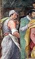 Giovanni maria butteri, Gentiluomini e Popolani durante la ricognizione delle spoglie di San Giovanni Gualberto, 02 autoritratto.jpg