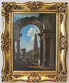 Giovanni paolo pannini, paesaggio con rovine.JPG