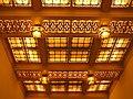 Glas in lood Plafond Kaarsenfabriek Gouda 03 Plafond.JPG